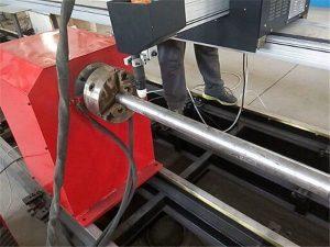 2017 Nowa przenośna maszyna do cięcia rur plazmowych, maszyna do cięcia rur metalowych CNC