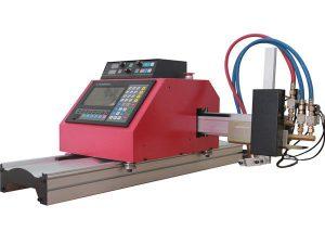 gorąca sprzedaż przenośna suwnica bramowa cnc plazmowa maszyna do cięcia plazmą z thc do stali