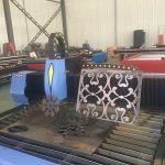 automatyczny obcinak do lekkich rur / maszyna do cięcia profili rurowych cnc / przecinarka plazmowa lekkich rur
