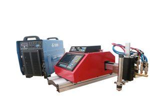 Automatyczna przenośna maszyna do cięcia plazmowego CNC do stali aluminium ze stali nierdzewnej