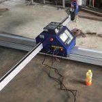 Chiny tanie 1500 * 2500 mm metalowa przenośna maszyna do cięcia plazmowego cn ce ce