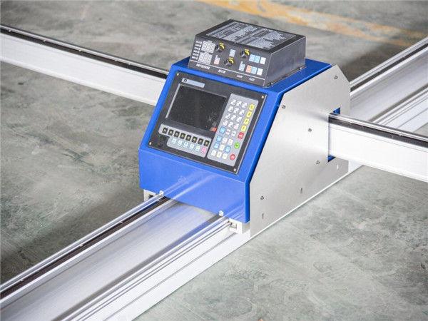 Wysokowydajna maszyna do cięcia plazmowego CNC 0-3500 mm Min. Prędkość cięcia