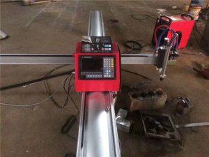 Wysokiej jakości przenośna maszyna do cięcia plazmowego cnc / przecinarka plazmowa cnc do stali nierdzewnej i blachy