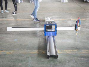 nowa technologia mikro start cnc do metalu / przenośna maszyna do cięcia plazmowego cnc