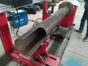 Rotating Shaft CNC Circle Tube Niska cena CNC maszyna do cięcia plazmowego
