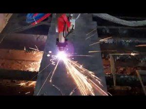 niska cena maszyna do cięcia plazmowego cnc maszyna do cięcia pręta żelaznego maszyna do cięcia kół