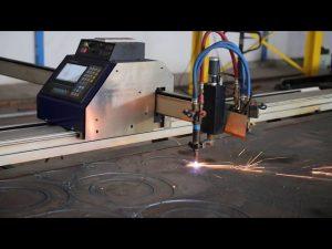 niska cena przenośna mini maszyna do cięcia plazmowego typu grantry
