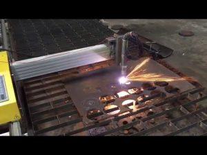 przenośna maszyna do cięcia flameplasma cnc z hypertherm 45