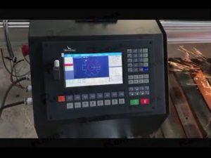 przenośna maszyna do cięcia flameplasma cnc z silnikiem servo