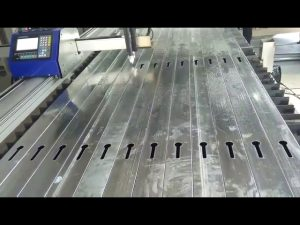 przenośna przecinarka plazmowa cnc maszyna do cięcia płomieniem cnc do metalu
