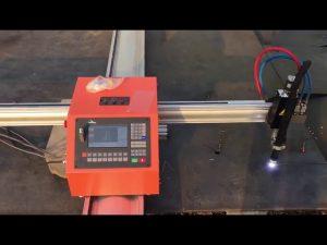 przenośna maszyna do cięcia plazmą gazową cnc
