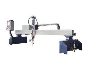 mała suwnica bramowa cnc maszyna do cięcia metalu / cnc do cięcia plazmowego